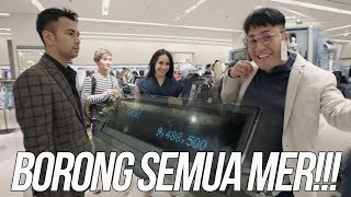 Video BELANJAIN SEMUANYA KHUSUS MERRY - MERR BORONG ABISS MERR!! MP3, 3GP, MP4, WEBM, AVI, FLV Mei 2019