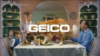 CBS News - Geico Unskippable Family