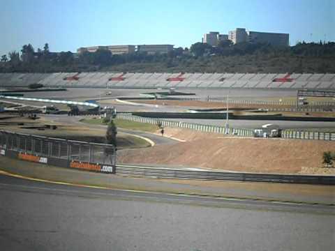 Sergio Perez Test F1