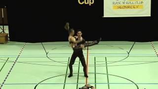 Marie Bielenberg & Dennis Krumm - 31. Rhein-Sieg-Cup 2013