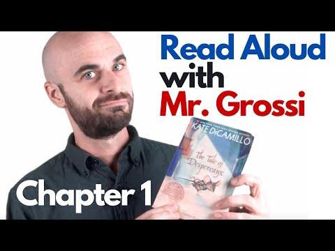 The Tale of Despereaux Read Aloud - Chapter 1: The Last One
