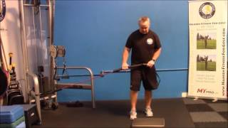 Strength Exercises for Your Golf Game