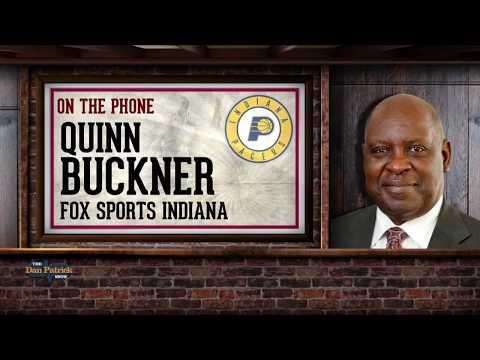 FOX Sports' Quinn Buckner Talks Cavs-Pacers & More with Dan Patrick | Full Interview | 4/16/18