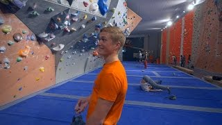 Bouldering With Peter And Axel! by Eric Karlsson Bouldering