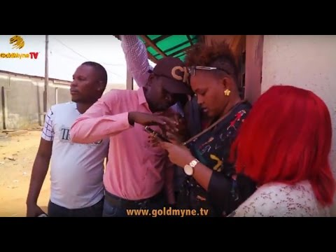 "MERCY AIGBE, JAIYE KUTI, LATEEF OLADIMEJI IN BEHIND THE SCENES, ""EMPIRE"" PRODUCED BY TEMITOPE SOLAJA"