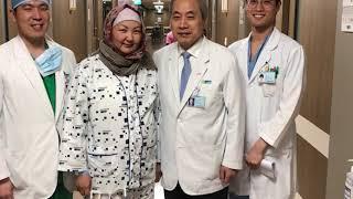Видео благодарных пациентов _профессора Ли Мин Хё