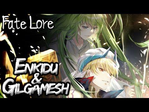 Fate Lore - The Tale of Gilgamesh & Enkidu
