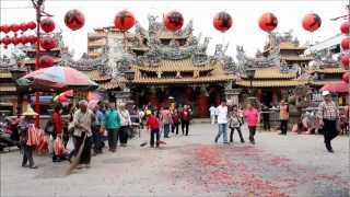 Yunlin Taiwan  city images : Taiwan - Beigang Heavenly Temple in Yunlin County