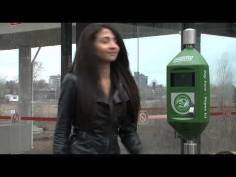How to use your PRESTO card on OC Transpo