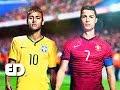 Cristiano Ronaldo vs Neymar 2014 | 720p HD