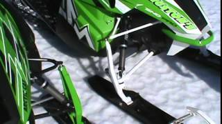 8. 2016 arctic cat M6 snopro vs 2015 m6 snopro m series