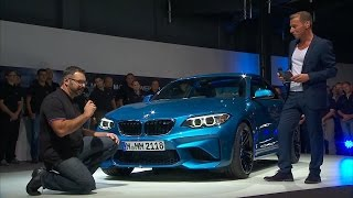 The new BMW M2 Coupé. An exclusive glance behind the scenes.