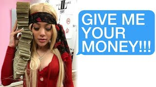 "Video r/Choosingbeggars ""GIVE ME YOUR MONEY!"" MP3, 3GP, MP4, WEBM, AVI, FLV September 2019"