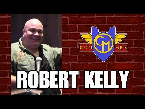 Con Men Interviews: Comedian Robert Kelly