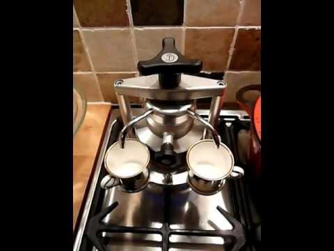 Bacchi Espresso Coffee Maker