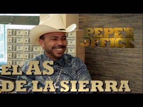 EL AS DE LA SIERRA NOS CUENTA SU LEGADO - Pepe's Office - Thumbnail