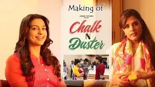 Nonton Making of Chalk N Duster | Juhi Chawla, Shabana Azmi, Divya Dutta, Richa Chadda | 15th January 2016 Film Subtitle Indonesia Streaming Movie Download