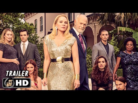 FILTHY RICH Official Trailer (HD) Kim Cattrall