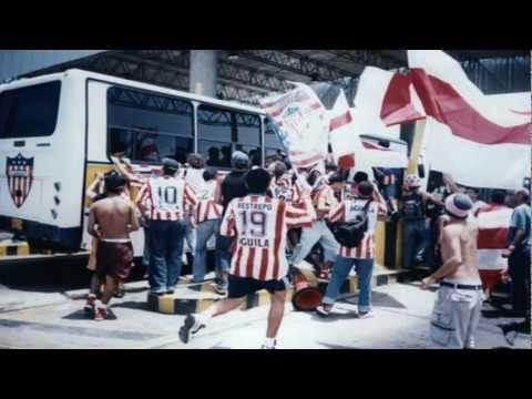 LA BANDA DE LOS KUERVOS - VIEJA GUARDIA - La Banda de Los Kuervos - Junior de Barranquilla