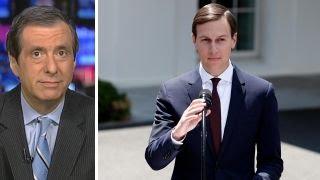'MediaBuzz' host Howard Kurtz weighs in on Jared Kushner helping to frame the media narrative surrounding his closed-door Senate testimony