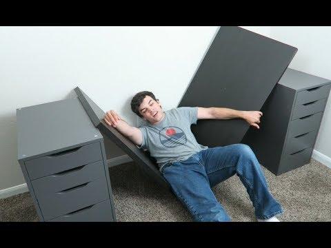 Ikea Linnmon Stress Test