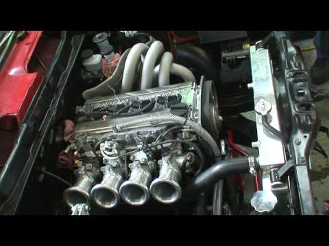 4age 20v - 1st dyno session by Performance Options Oakland California ...