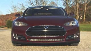 Road Test: 2013 Telsa Model S