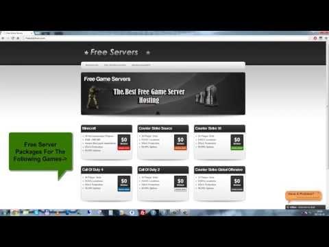 Free Minecraft Server Hosting [Free Game Server Hosting Company]