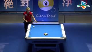 ThailandBilliards.com - J. Ouschan Vs. E.J. Park - 2014 Amway Espring Women's World 9 Ball Open