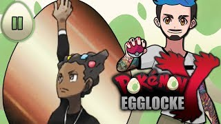 Pokémon Y Egglocke Part 11 |  DON'T TAKE THIS GYM FOR GRANT-ED by Ace Trainer Liam