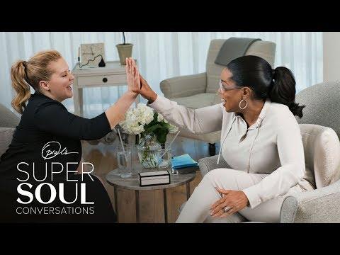 "Why Oprah Calls Amy Schumer a ""Warrior Woman""   SuperSoul Conversations   Oprah Winfrey Network"