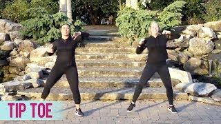Jason Derulo - Tip Toe feat. French Montana (Dance Fitness with Jessica)