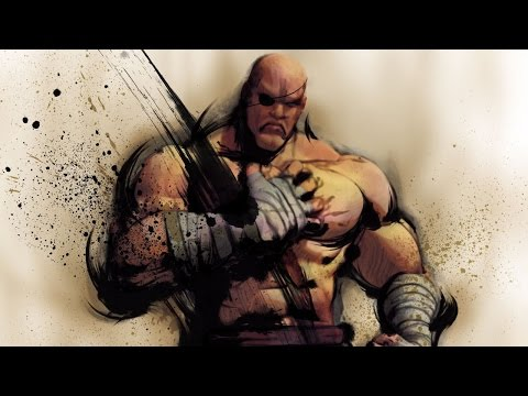 Super Street Fighter 4 - Sagat's SSF4 AE story mode played on max difficulty. No continues. Sagat, they call him The King for a reason, The reason is, Sagat is the best street fighte...
