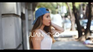 Un día con Roberta Damian  Juan MMor