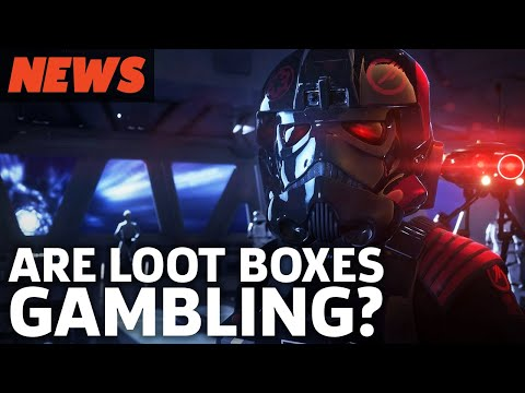 EA Respond To Star Wars Loot Box Gambling Investigation - GS News Roundup