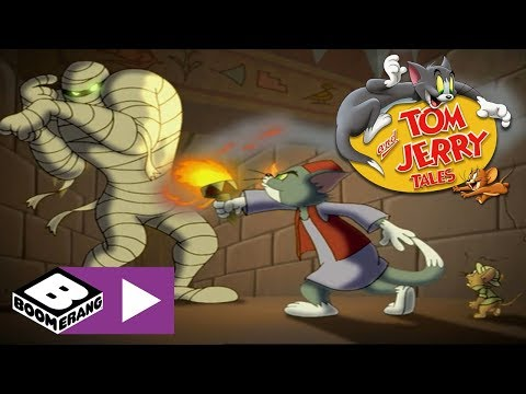 Tom and Jerry Tales   The Mummy   Boomerang UK
