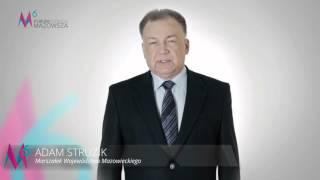Marszałek Adam Struzik zaprasza na 6 Forum Rozwoju Mazowsza