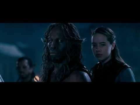 The Chronicles of Narnia - Prince Caspian Castle Battle