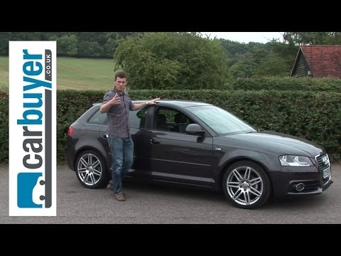 Audi A3 hatchback (Sportback) 2003 – 2012 review – CarBuyer
