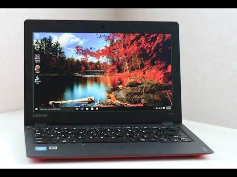 "Lenovo IdeaPad 100s 11.6"" Laptop review"