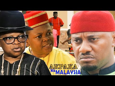 Akpaka Na Malaysia Season 5 - Yul Edochie|2019 Movie| Latest Nigerian Nollywood Movie