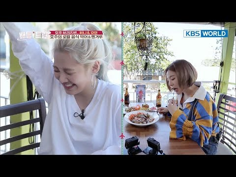 Battle Trip | 배틀트립 – Ep.71 : Sunny And Hyoyeon's Brisburning Tour [eng/tha/2017.10.22]