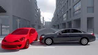 """Active Brake Assist with Pedestrian Detection (basic system)  00:00Evasive Steering Assist  01:12Active Brake Assist with Congestion emergency braking function  01:36Active Brake Assist with Cross-Traffic Function  02:08Blind Spot Assist (basic system) & & Active Blind Spot Assist in Driving Assistance Package  02:32Active Emergency Stop Assist  03:19Active Lane Change Assist  04:19Active Lane Keeping Assist (basic system) & Active Lane Keeping Assist in Driving Assistance Package  05:13Active Parking Assist with rear cross traffic alert  06:40Active Steering Assist  07:47PRE-SAFE® PLUS  08:00Car-to-X Communication  08:44Remote Parking Assist - Getting out of narrow parking spaces  10:04Remote Parking Assist - Exploration mode - Getting into parking spaces  10:53Remote Parking Assist - Exploration mode - Getting out of parking spaces  11:39Remote Parking Assist - Getting into narrow parking spaces  12:20Active Distance Assist DISTRONIC - Route based speed adjustment  12:59Active Distance Assist DISTRONIC - Active Speed Limit Assist  16:18Active Distance Assist DISTRONIC - Extended automatic re-start  17:29""""intelligent drive, New""""""""SUBSCRIBE NOW"""""""