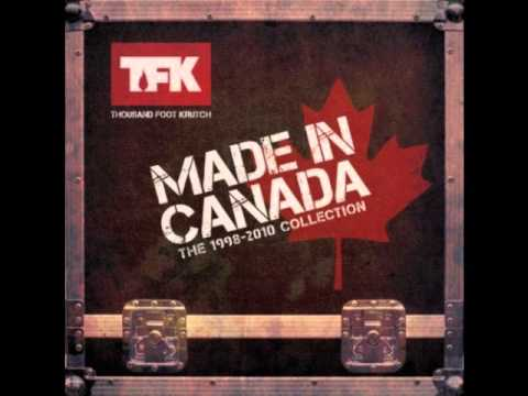 Searchlight - Thousand Foot Krutch's new song off of Made In Canada: The 1998-2010 Collection. I own nothing. All credit to TFK!