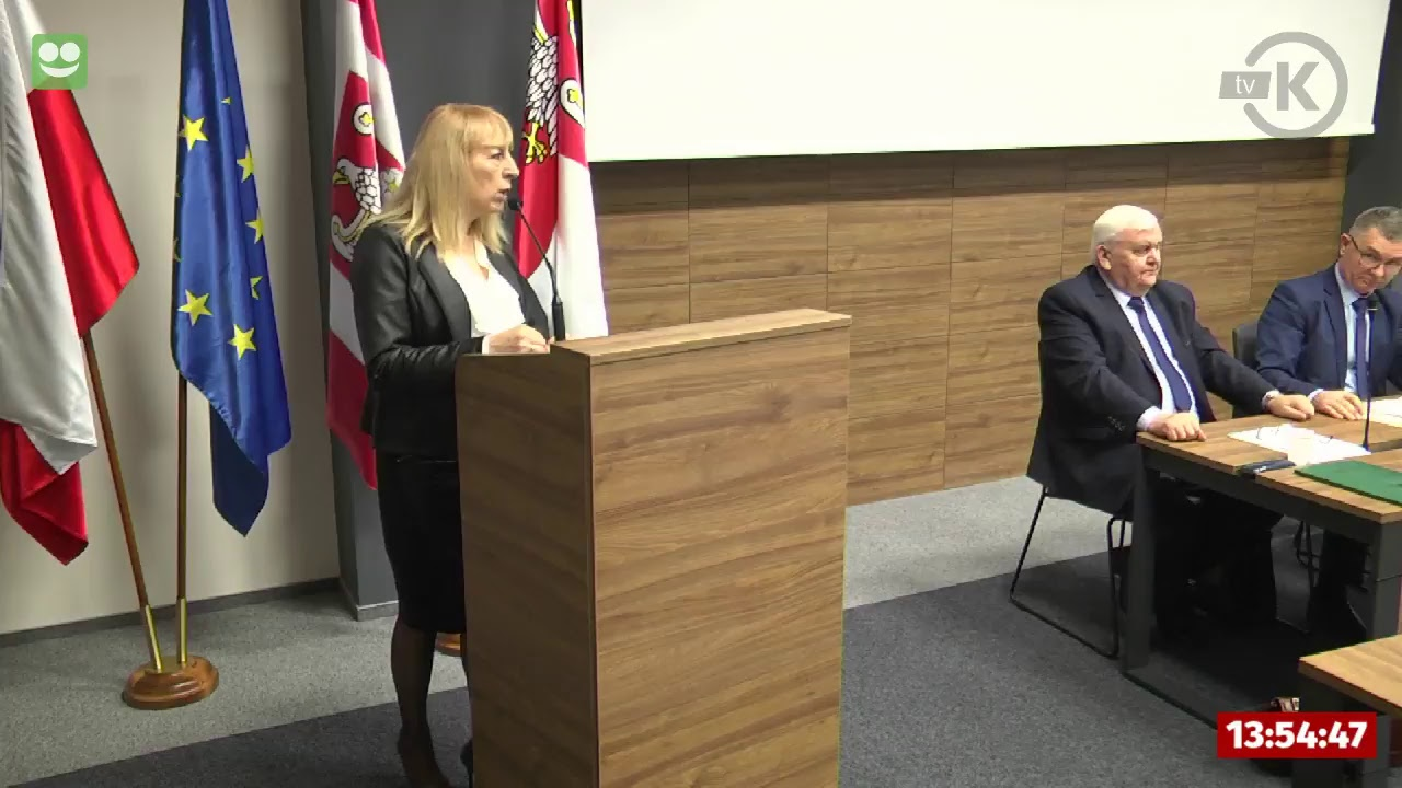 Transmisja na żywo: Sesja Rady Powiatu  - grudzień 2017