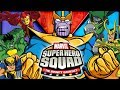 Marvel Super Hero Squad: The Infinity Gauntlet All Cuts