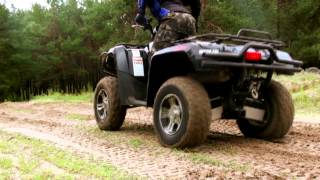 4. Тест ARCTIC CAT THUNDERCAT 1000 H2