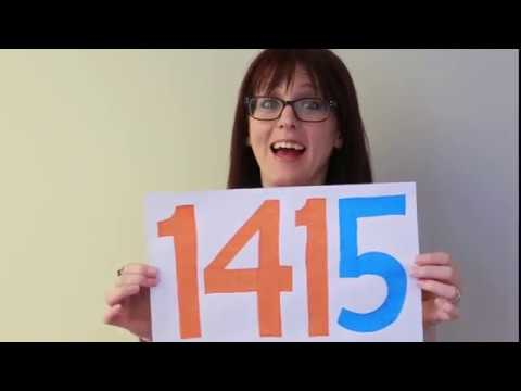 The First 30 Digits of Pi (song)