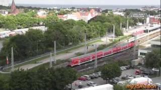 Wismar Germany  city images : Travel Video: From Warnemünde through Mecklenburg region to Wismar Germany in HD