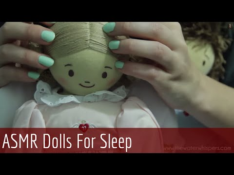 Comforting Whisper about Angel Hugs Dolls♥ (ASMR Unwrapping/Unpacking)